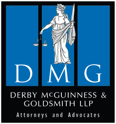 DMG Logo in what we do section